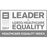 Award LGBT Healthcare Equality Leader 2017