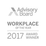 Award Advisory Board Company's Workplace Of The Year 2017